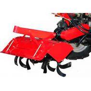 Фото почвофреза 100 DW150RX  с дополнительным редуктором и навесным механизмом